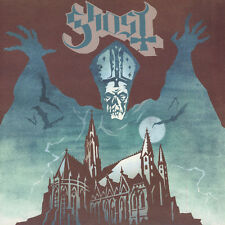 GHOST opus eponymovs White/Blue Edition vinile (LP - 2013-US-original)