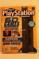 Playstation Magazine - 60 Games Reviewed, Volume 3 Issue 3