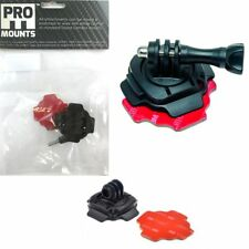 1 Pro Mount GoPro Camera Helmet Base Mounts GO PRO HD Hero Camera Accessories !