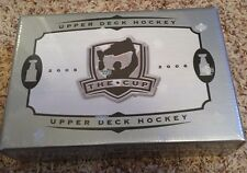 2005-06 THE CUP HOCKEY SEALED UNOPENED BOX FROM CASE QTY AVAILABLE CROSBY RC ??