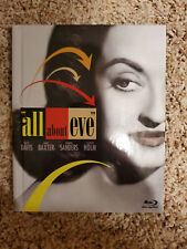 All About Eve (Blu-ray Disc, 2011, 60th Anniversary) Digibook