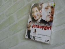 JERSEYGIRL - BEN AFFLECK - REGION 4 PAL DVD - NEW SEALED