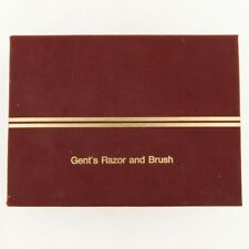 Vintage Gent's Razor and Brush Kit West Germany Neil Martin
