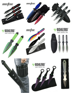 Wholesale Best Seller Throwing Knife Package