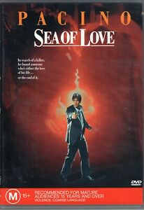 SEA OF LOVE starring Al Pacino (DVD, 2002)