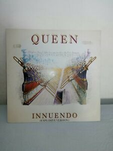 Lp 33 giri Queen Innuendo Explosive Version 1991 parlophone cover VG+ vinile VG+