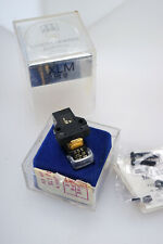 Vintage ADC Stereo Cartridge Elliptical Stylus XLM MKIII w/Case Turntable Record