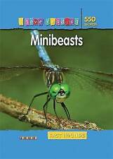 I Love Reading Fact Hounds 550 Words: Minibeasts (I Love Reading Fact Files), Mo