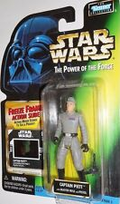 STAR WARS power of the force CAPTAIN PIETT 00 ERROR variant freeze frame moc
