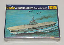 Heller 1/1600 Arromanches Port-Avions SEALED Model Kit R9020