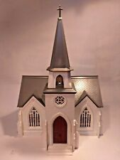 Vintage Bachmann Plasticville 1904 198 Cathedral Church O & S Scale Kit Orig Box