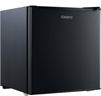 Galanz 1.7 Cu ft Single Door Mini Fridge GL17BK
