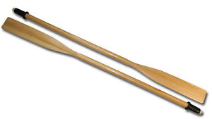 Rowley Traditional Oars Wooden Rowing Oars Various Lengths Available
