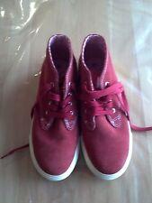 neue Stoffschuhe Sneaker Canvas Schuhe von Sansibar in Größe 37 in rot
