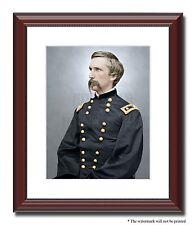 "Joshua Chamberlain Gettysburg MOH 11x14"" Framed Photo Color Civil War ID-05799"