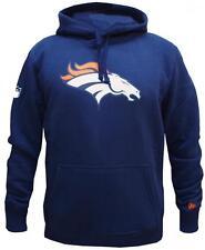 New Era Logo Del Equipo NFL Denver Broncos Suéter Con Capucha
