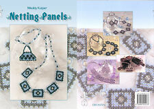 Beading Book(s) NET Panels  NEW