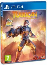 TURRICAN FLASHBACK - 30TH ANNIVERSAY COLLECTION PS4 NUOVO PLAYSTATION 4 UK PAL