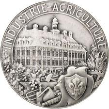Jetons & Médailles, Chambre de Commerce de Lille, Médaille #68762