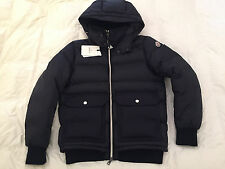 Authentic MONCLER RABELAIS Quilted Virgin Wool Puffer Down Mens Jacket Sz 5/XXL