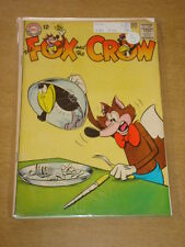 FOX AND THE CROW #85 G/VG (3.0) DC COMICS MAY 1964 **
