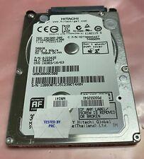 "Hitachi 500GB SATA Laptop Thin Hard Drive 5400RPM 2.5"" HST545050A7E380 - Tested"