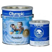 Kelley Technical Coating 2222Gl Olympic Poxolon 2 Two Coat Epoxy For New