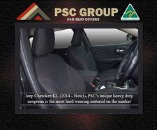 Seat Cover Jeep Cherokee Frontfb Mp Waterproof Premium Neoprene