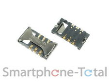 Samsung B5722 S5670 S7350 S8300 i900 Omnia Sim Karten Leser Kontakte Pins