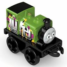 Thomas & Friends Minis Graffiti Luke  - 2016 Wave 2 Collectable 4cm Toy Train