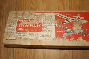 Model Engineering of Norwalk - M.E.N. Trainer New in Box