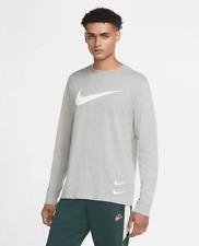 Nike Sportswear Swoosh Men's Long-Sleeve T-Shirt Activewear Tee