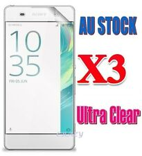 3x Clear Screen Protector Film For Sony Xperia XZ | X | XA | Ultra X Performance