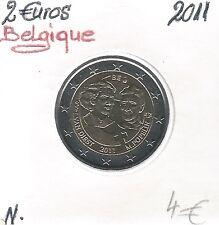 2 Euro - BELGIO - 2011 Conservazione: Nuova