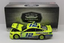 RYAN BLANEY #12 2018 DURACELL MENARDS THROWBACK 1/24 NEW IN STOCK FREE SHIPPING