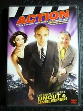 ACTION Complete Series Uncut & Unbleeped DVD Starring Jay Mohr Comedy Satire TV