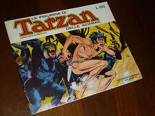 ALBUM FIGURINE TARZAN Ed. CENISIO 1975 COMPLETO - EDICOLISSIMA !!