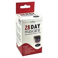 Godefroy 28 Day Mascara Permanent Eyelash Tint Kit: - Black Color - 33030