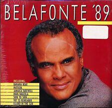HARRY BELAFONTE '89 CAP/EMI 92247 LP PROMO LIVE IN GERMANY