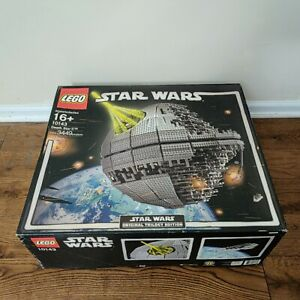 Lego Star Wars Death Star II (10143) New Sealed