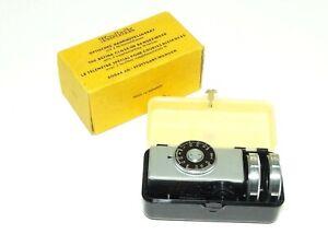 Kodak Retina Close-Up Rangefinder (50mm) + NI/32 & NII/32 Lenses - Boxed - Nice!