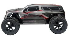 Redcat Racing Blackout XTE Pro 1/10th Brushless Monster Truck SUV Silver RTR