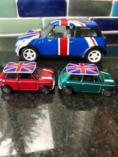 Collectible Austin Powers 1:18 DIECAST Mini Cooper Movie Toy Car Limited Edition