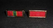2 x US Army Unit Citation Award Badges / Medal Ribbons / Insignia