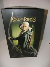 SIDESHOW LORD OF THE RINGS LEGOLAS STATUE