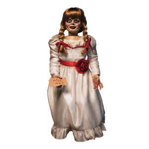 Trick or Treat The Conjuring Annabelle Doll Full Size Halloween Prop MAWB100