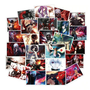 30PCS TOKYO GHOUL ANIME STICKERS