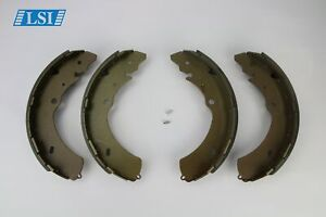 Rear Brake Shoes Set for Isuzu D Max TF 2008-2018 295mm drums