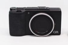 Silver RICOH GR GRII Decorative Lens Ring - Limited Edition GR /GR II/GR2
