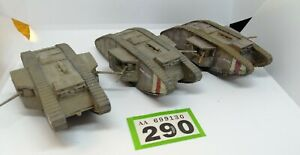 Airfix WW1 WWI Tank 1918 MK1 landship 1/72 Scale painted great war